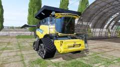 New Holland CR10.90 v2.0 для Farming Simulator 2017