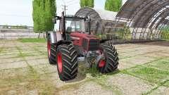 Fendt Favorit 816 Turboshift для Farming Simulator 2017