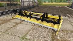 Geringhoff Harvest Star HV660 pack для Farming Simulator 2017