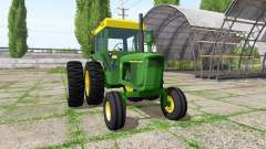 John Deere 4000 для Farming Simulator 2017