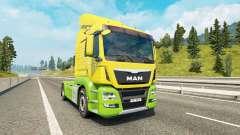 MAN TGS v1.1 для Euro Truck Simulator 2