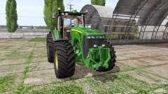 John Deere 8530 power edition для Farming Simulator 2017