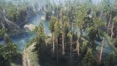 Водные приключения для MudRunner