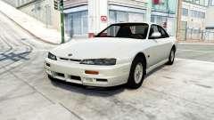 Nissan Silvia (S14) для BeamNG Drive