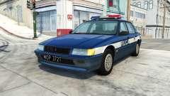 Ibishu Pessima poland police