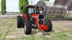 Massey Ferguson 297 Turbo для Farming Simulator 2017