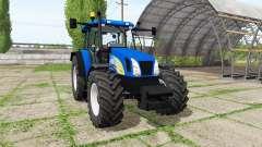 New Holland T5070 v2.0