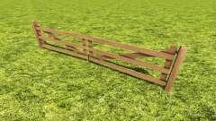 Анимированные ворота