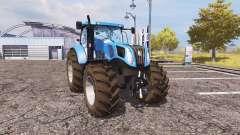 New Holland T8.390 v3.0 для Farming Simulator 2013