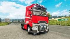 Renault T v6.2 для Euro Truck Simulator 2