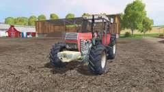 URSUS 1604 front loader v1.1 для Farming Simulator 2015