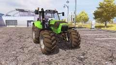 Deutz-Fahr Agrotron 630 TTV v2.0 для Farming Simulator 2013