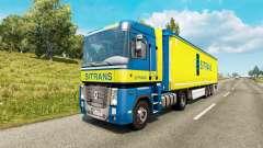 Painted truck traffic pack v3.0 для Euro Truck Simulator 2