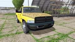 Dodge Ram 2500 1994 для Farming Simulator 2017