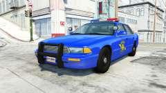 Gavril Grand Marshall michigan state police