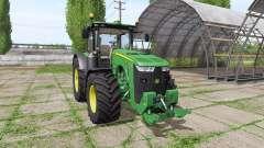John Deere 8320R для Farming Simulator 2017