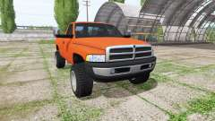 Dodge Ram 2500 Regular Cab 1994 v3.0