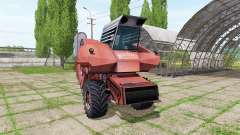 СК 6 Колос v1.2 для Farming Simulator 2017