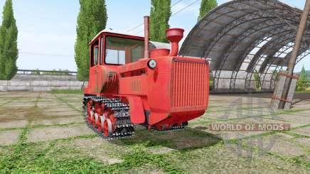 ДТ 175С Волгарь v1.1 для Farming Simulator 2017