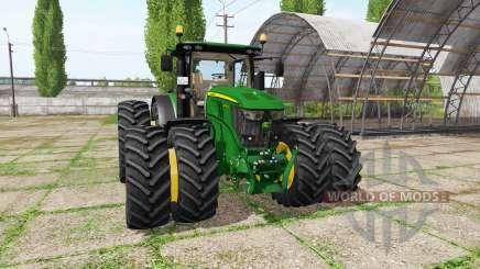 John Deere 6250R v4.0 для Farming Simulator 2017