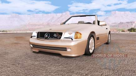 Mercedes-Benz 500 SL (R129) для BeamNG Drive