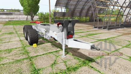 Fliegl chassis для Farming Simulator 2017