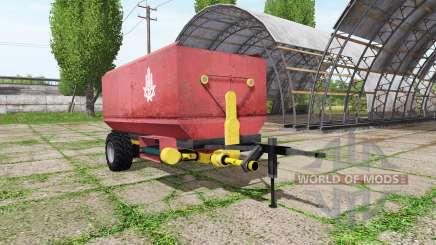 Fodder mixer для Farming Simulator 2017