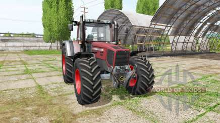 Fendt Favorit 816 Turboshift для Farming Simulator 2017