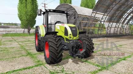 CLAAS Arion 630 v3.0 для Farming Simulator 2017