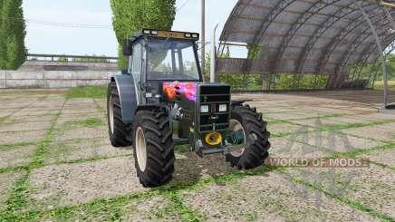 Buhrer 6135A pulling v1.2 для Farming Simulator 2017