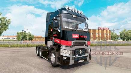 Renault T v6.1 для Euro Truck Simulator 2