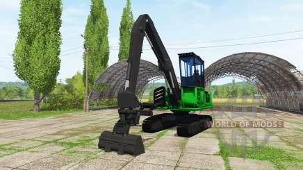 Shovel scoop loader для Farming Simulator 2017