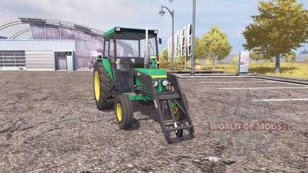 John Deere 1630 для Farming Simulator 2013