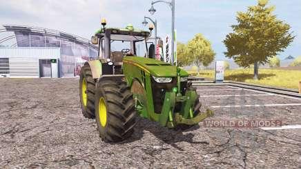 John Deere 8335R для Farming Simulator 2013