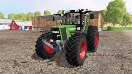 Fendt Favorit 926 для Farming Simulator 2015