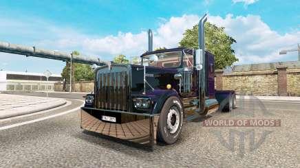 Kenworth W900A custom для Euro Truck Simulator 2