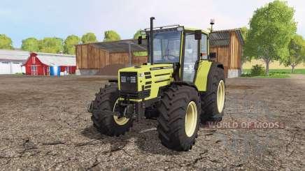 Hurlimann H488 Turbo Prestige front loader для Farming Simulator 2015