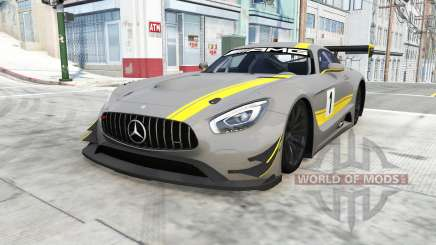 Mercedes-AMG GT (C190) для BeamNG Drive