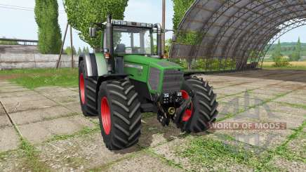 Fendt Favorit 824 v3.1 для Farming Simulator 2017