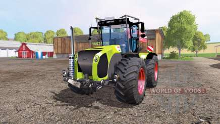 CLAAS Xerion 5000 forest для Farming Simulator 2015