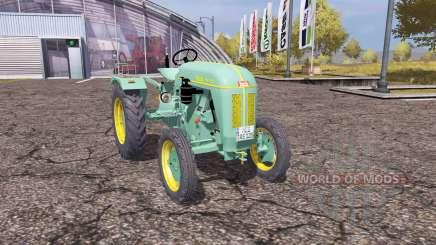 Bautz AS 120 для Farming Simulator 2013