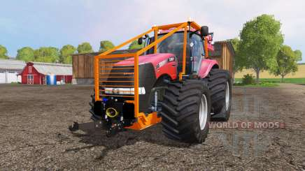 Case IH Magnum CVX 380 forest для Farming Simulator 2015