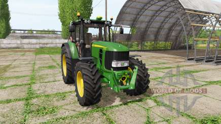 John Deere 6930 Premium для Farming Simulator 2017
