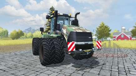Case IH Steiger 600 camouflage для Farming Simulator 2013