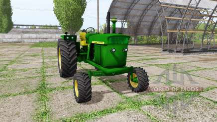 John Deere 4020 v3.0 для Farming Simulator 2017