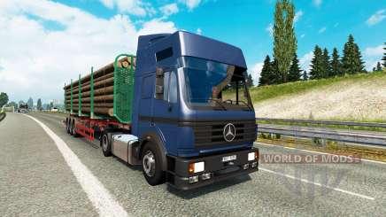 Truck traffic pack v2.4 для Euro Truck Simulator 2