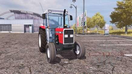 Massey Ferguson 390 для Farming Simulator 2013