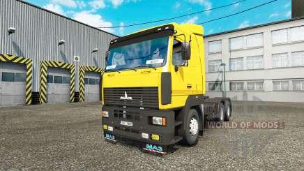 МАЗ 6430 для Euro Truck Simulator 2