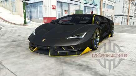 Lamborghini Centenario для BeamNG Drive
