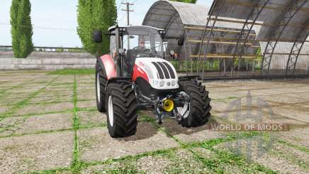 Steyr Multi 4095 v2.0 для Farming Simulator 2017